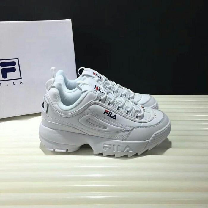 Jual Sepatu Sneaker Original Sepatu Fila Disruptor 2 Original 303e6858ab