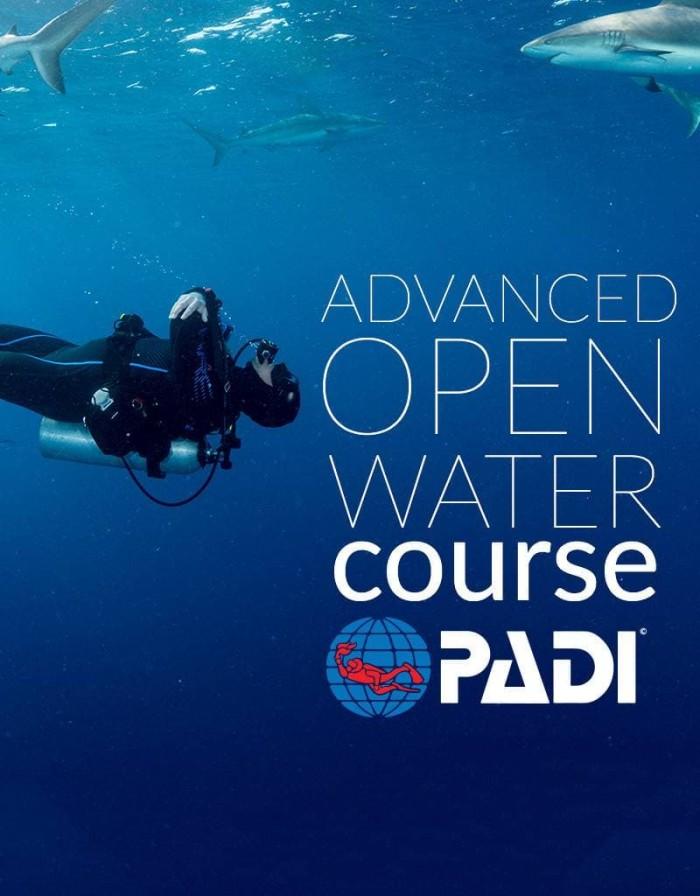 Foto Produk Kursus Selam Advanced Open Water dari Kristal Klear Dive