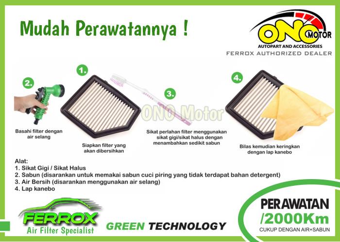 Jual FILTER UDARA FERROX - TOYOTA ETIOS VALCO - DKI Jakarta - ELIG Pads  Distributor | Tokopedia