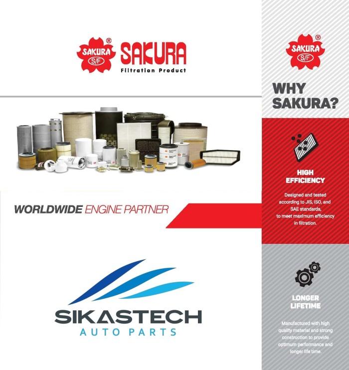 harga Air filter / saringan udara + kipas mitsubishi colt l300 diesel sakura Tokopedia.com