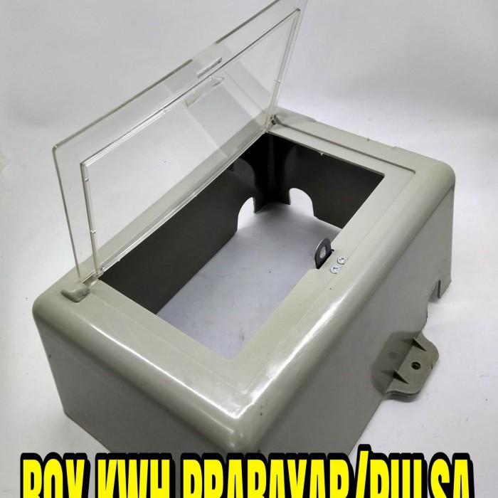 harga Box meteran listrik token Tokopedia.com