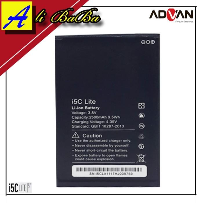 harga Baterai handphone advan i5c lite 4g lte 5 inch batre advan i5c lite Tokopedia.com