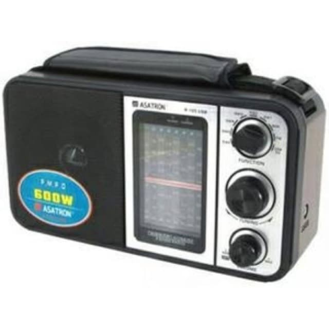 harga Radio asatron r-105 usb sd mp3 am-fm Tokopedia.com