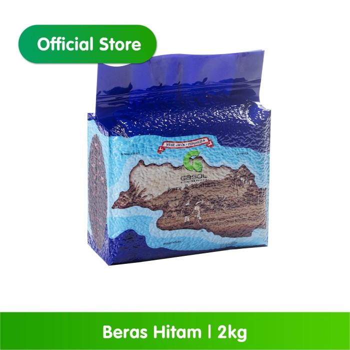 harga Gasol organik beras hitam 2kg / 2 kg / makanan bayi Tokopedia.com