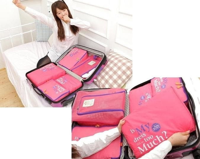 ... 2nd gen 5 in 1 bags in bag travelling dpt 5 bag travel organizer