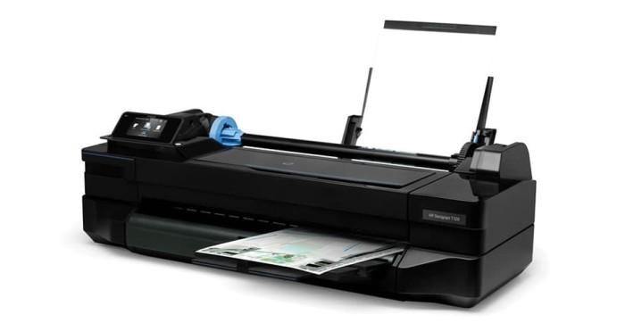 harga Clearance sale printer plotter hp designjet t120 [cq891a] -24 inch Tokopedia.com