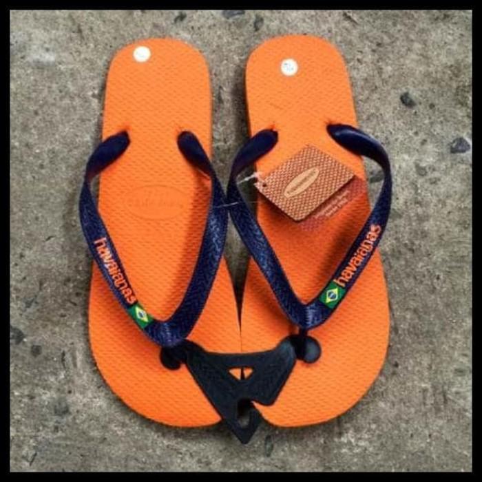 23c7599e8 Jual Sandal Pria Sendal Jepit Havaianas Brazil Premium - DKI Jakarta ...