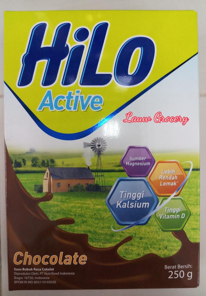 Info Susu Hilo Active Travelbon.com