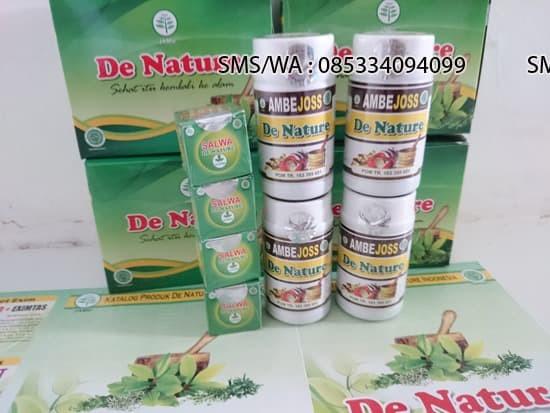 Foto Produk Obat Ambeien Wasir De Nature dari Toko De Nature Ampuh