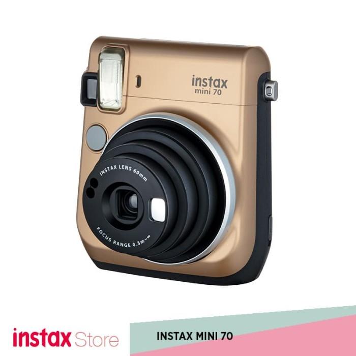 harga Fujifilm instax mini 70 - emas Tokopedia.com