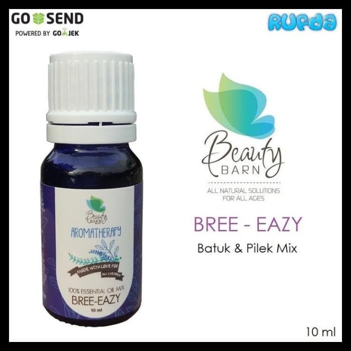 Foto Produk Promo ! Beauty Barn Breathe Easy, Aromaterapi Untuk Bayi Batuk Pilek dari Valer Store.ID