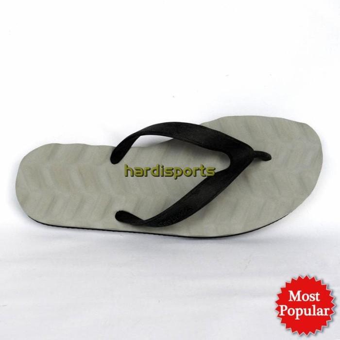 Jual Sandal Jepit Pria Reebok Serpentine Flip LP CN0932 - Black Grey ... 7bfbb4f134