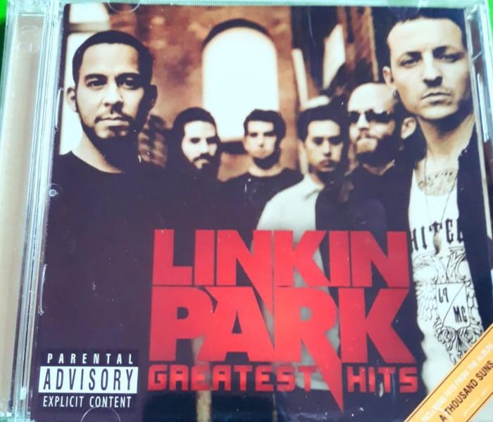 linkin park greatest hits 2018 cd