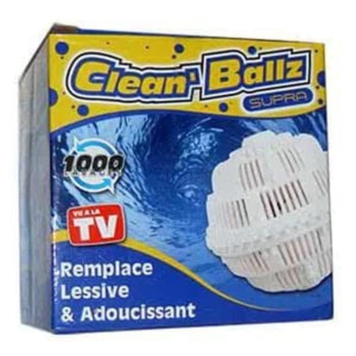 Foto Produk Dijual Clean Ball Magic Super Washing Bola Ajaib Laundry Baju Murah dari 5and1 shop