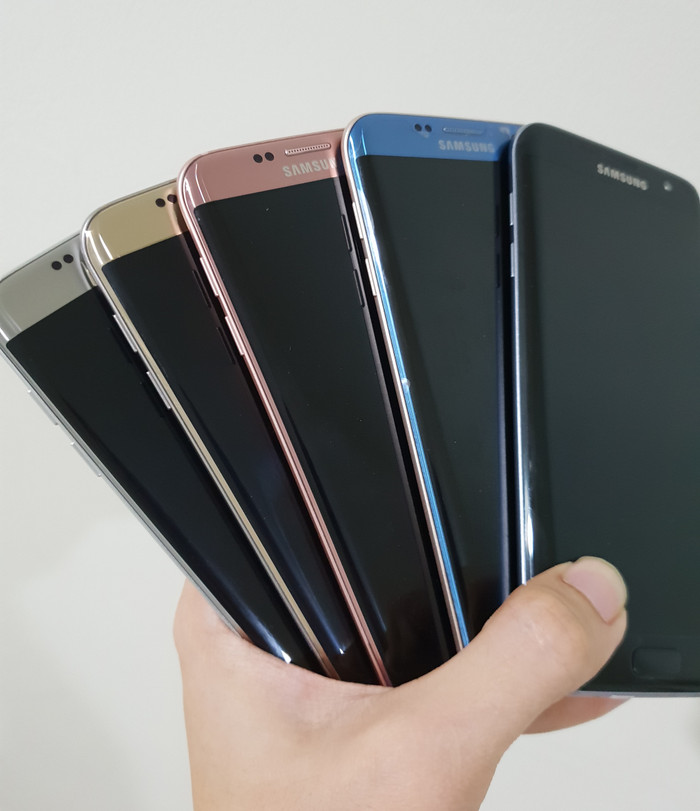 Samsung Galaxy S7 EDGE 32GB Duos | Mulus - Fullset!