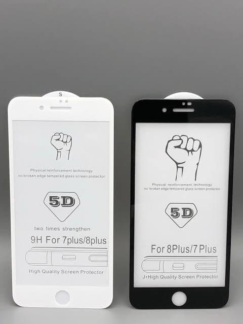 harga Temper glass full 5d for iphone 6 plus Tokopedia.com