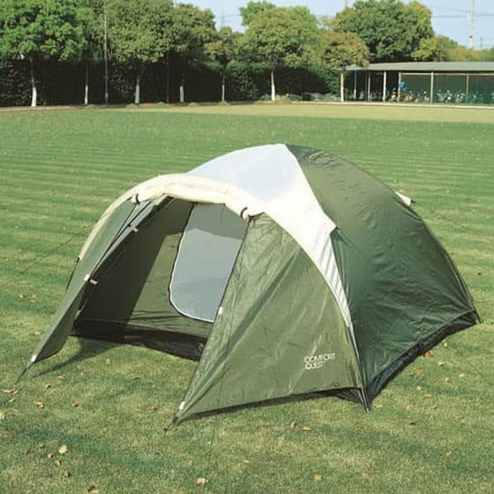 Tenda Camping outdoor Dome 4 Orang Montana Pavillo X4 Tent/4P Bestway