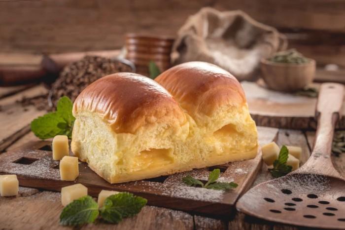 Foto Produk Vinlins Japanese Cotton Bread Cheese/Keju dari Vinlins Cotton Bread