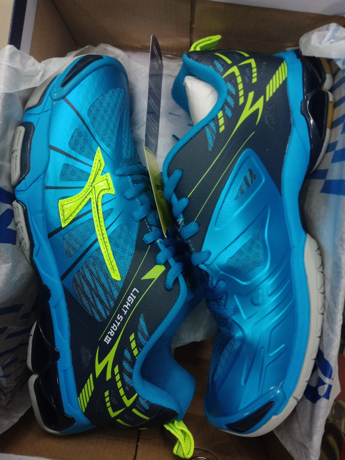 Sepatu Volley   Volly  Voli Mitzuda Light Star II ! 100% original 67c7062551