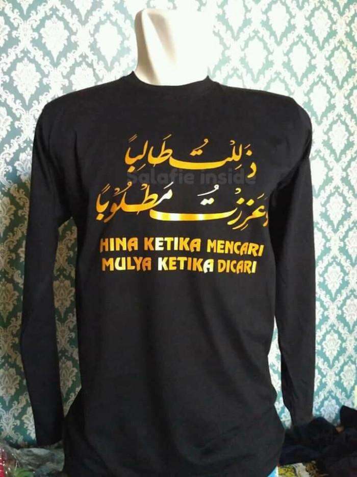 Jual Kaos Santri Salafi Kab Cianjur Al Idrisi Shop Tokopedia