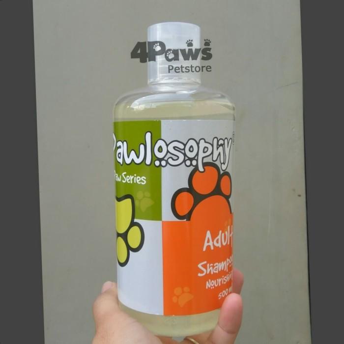 harga Pawlosophy shampoo adult Tokopedia.com