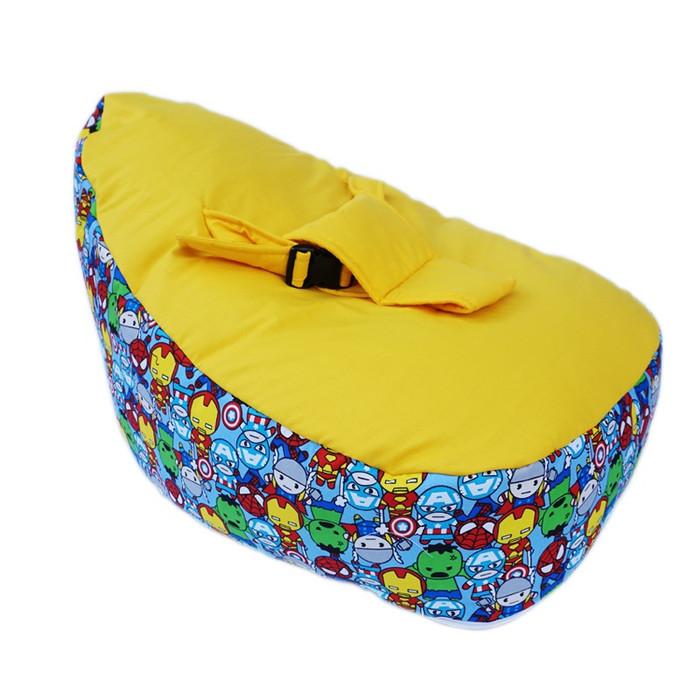 Baby bean bag | sofa bayi | tempat tidur bayi | kasur bayi