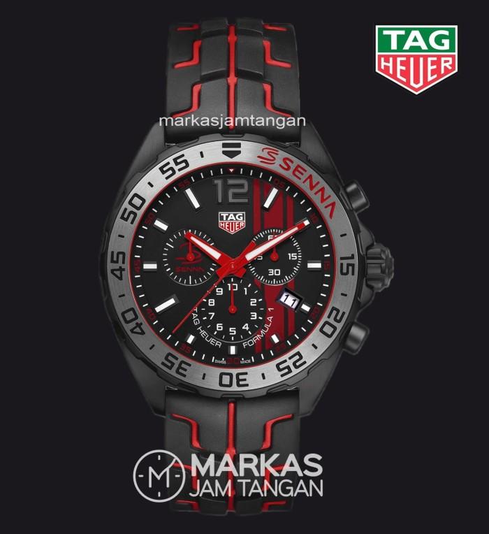 harga Jam tangan pria tag heuer formula 1 ayrton senna special rubber watch. Tokopedia.com