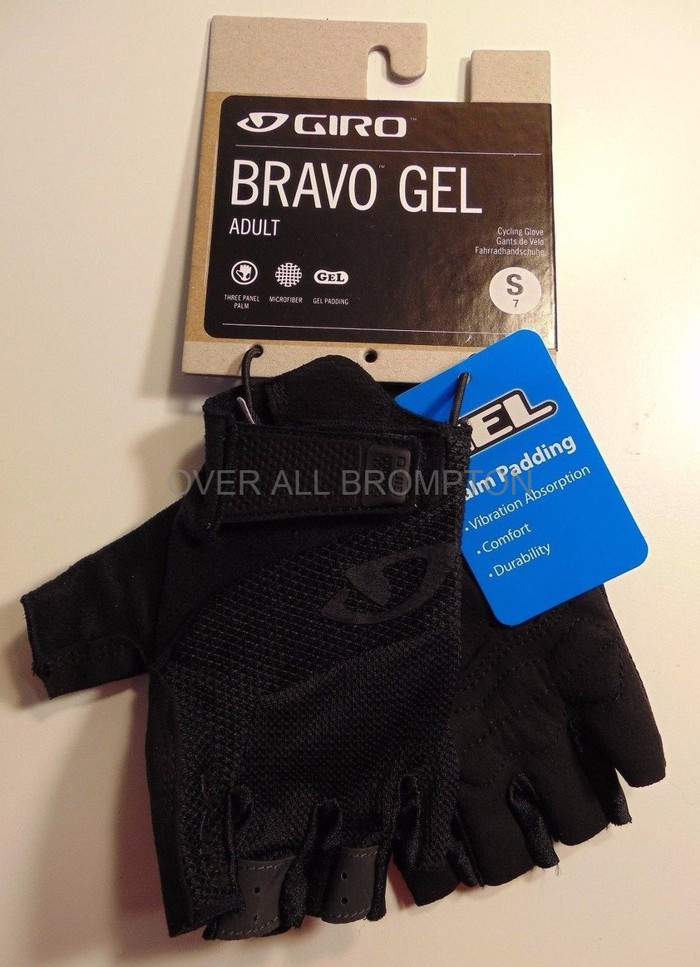 Giro Bravo Gel Fahrradhandschuhe unisex