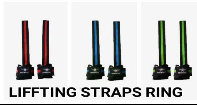 harga Power strap/strap ring gym aksesoris fitnes Tokopedia.com