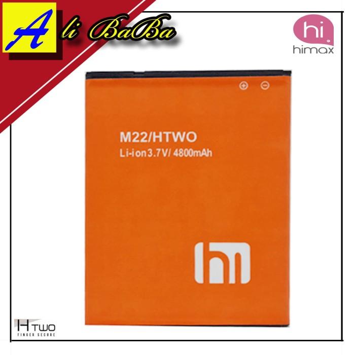 harga Baterai handphone himax htwo m22 double power himax m22 batre hp himax Tokopedia.com
