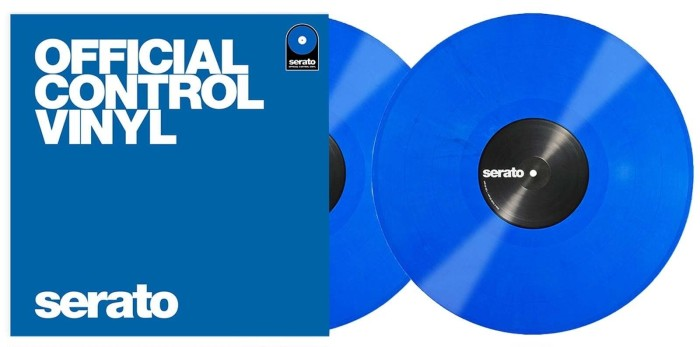 harga Serato performance series official control vinyl blue Tokopedia.com