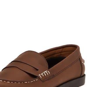 63db7bc639a Jual Sepatu Slip On Keren Merk Footstep Paradise Brown Harga Murah ...