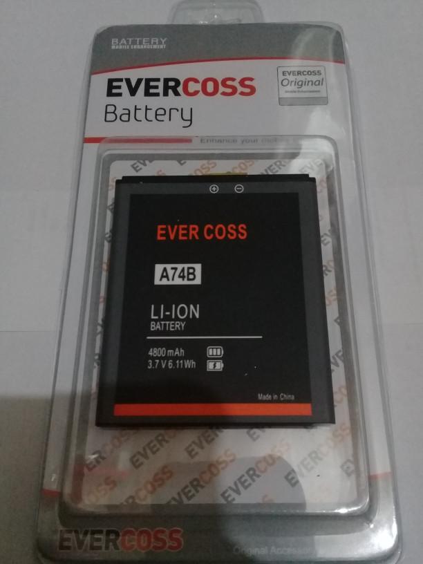 harga Baterai cross / evercoss a74b Tokopedia.com