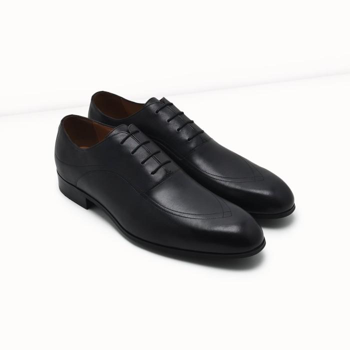 harga Sepatu pedro formal fantovel black bukan everbest zara nike adidas Tokopedia.com
