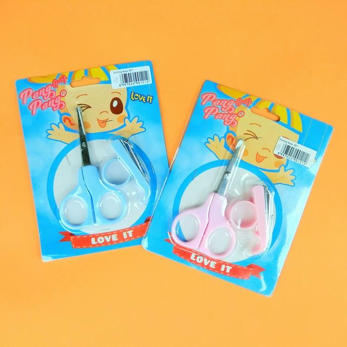 MURAH 2in1 Baby Nail Clipper Set Manicure Gunting Kuku Bayi Potong