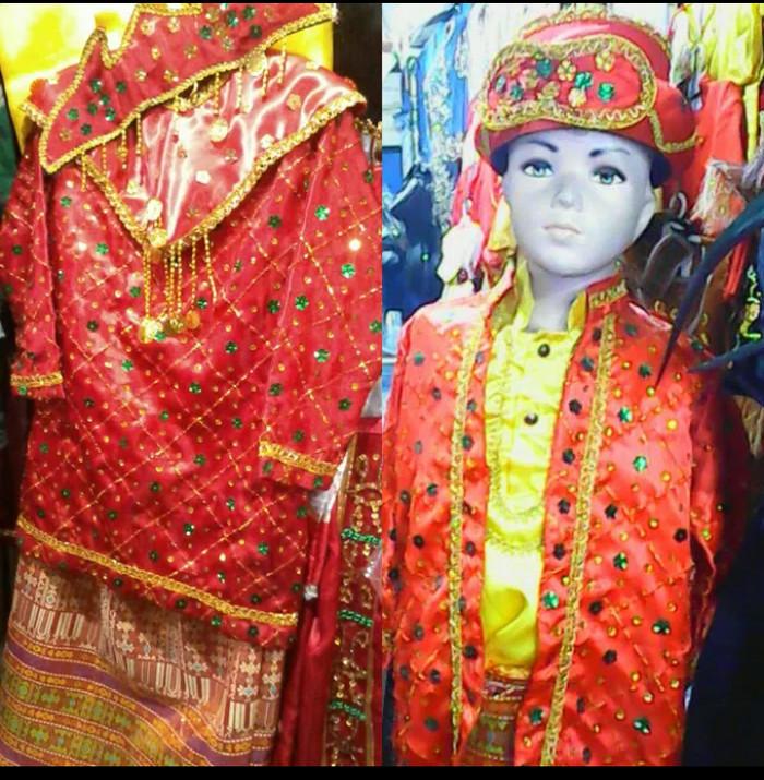 Foto Produk Pakaian adat // baju adat palembang size S & M dari Mila's Store