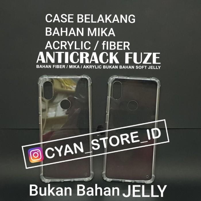 Case Anticrack Fiber / Acrylic Mika iPhone 8 plus