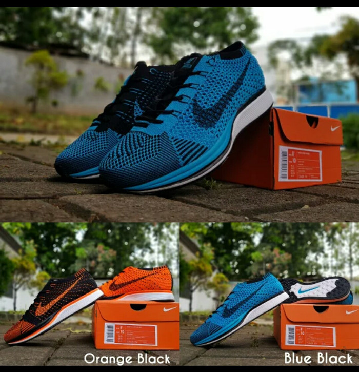 Jual Sepatu Nike Flyknit Racer BNIB. Nike Flyknit Racer Original ... a74e97ed21