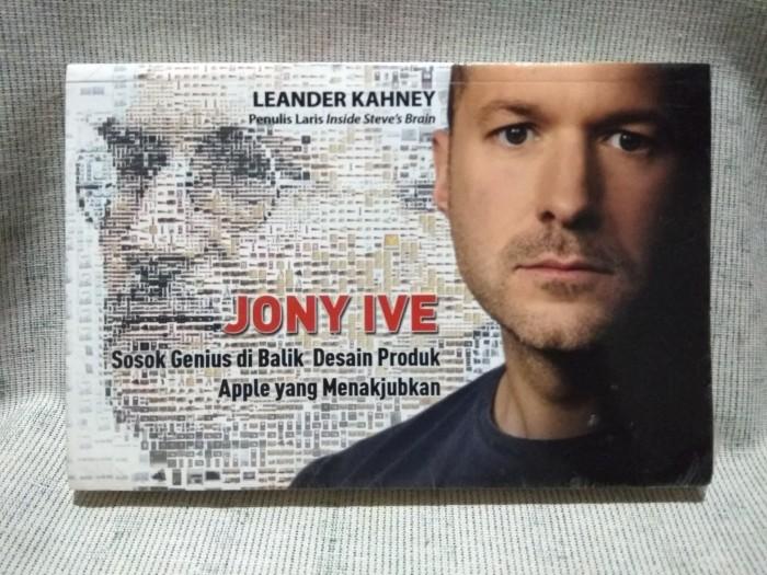 JONY IVE : Sosok Genius di Balik Desain Apple yang Menakjubkan