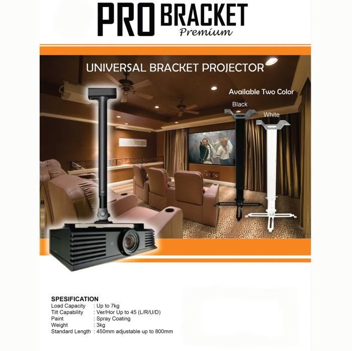 harga Bracket lcd projector/infocus (probracket) Tokopedia.com