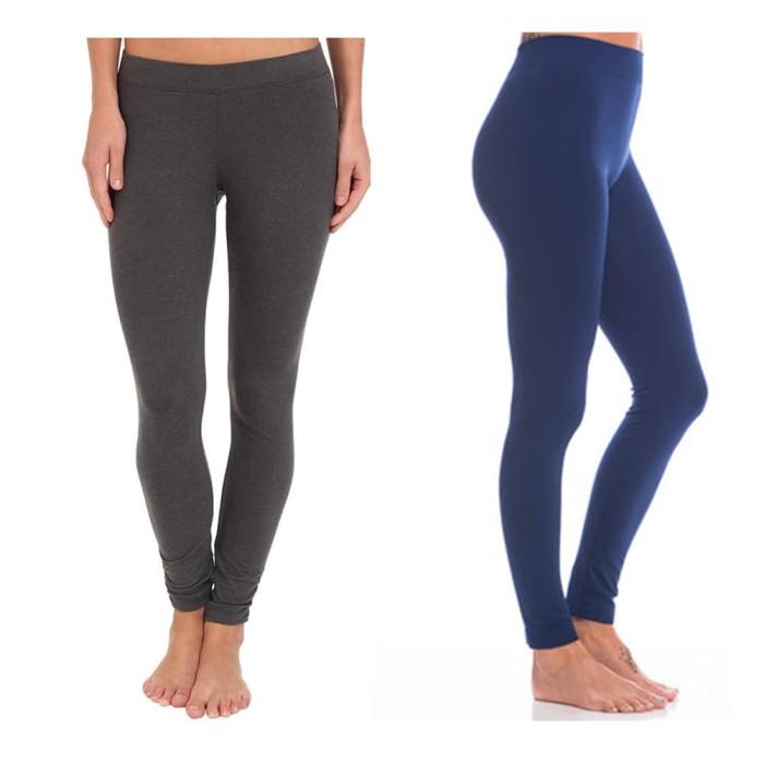 Jual Celana Legging Bahan Spandek Jersey Murah Meriah Putih Kota Depok Holif Store Tokopedia