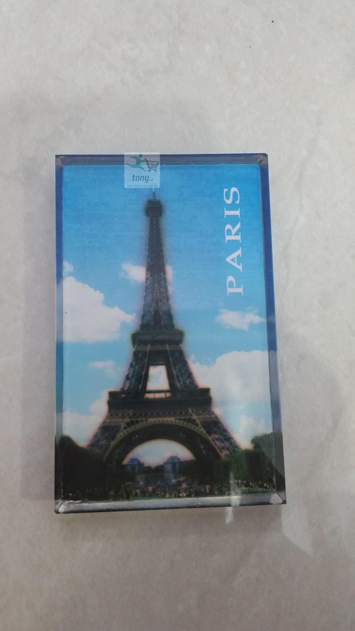 Jual TEMPELAN KULKAS PARIS MENARA EIFFEL TOWER Jakarta Barat Souveniroleh2luarnegri
