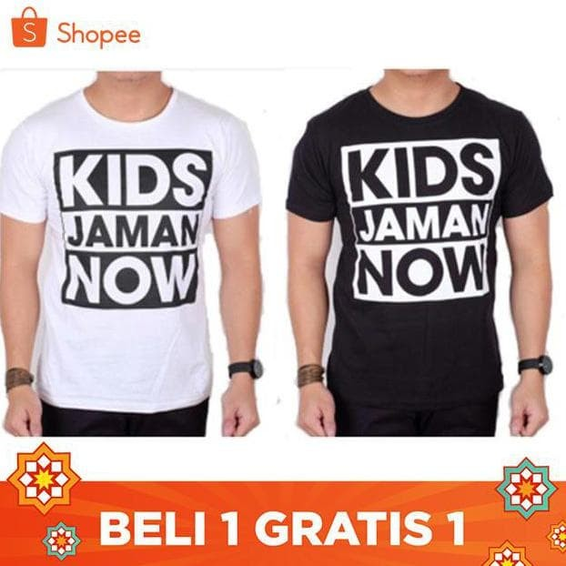 ALL SIZE FIT TO L. Source · Buy 1 Get 1 Kaos .