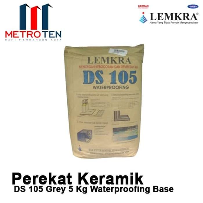 Image LEMKRA DS 105 Grey 5Kg Waterproofing Base