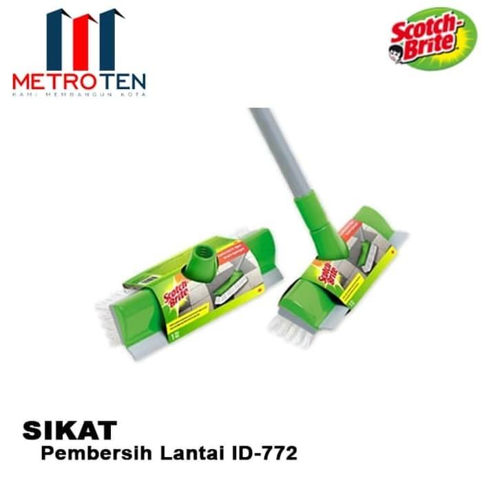 Image Scotch Brite Sikat Lantai Pendorong Air ID 772