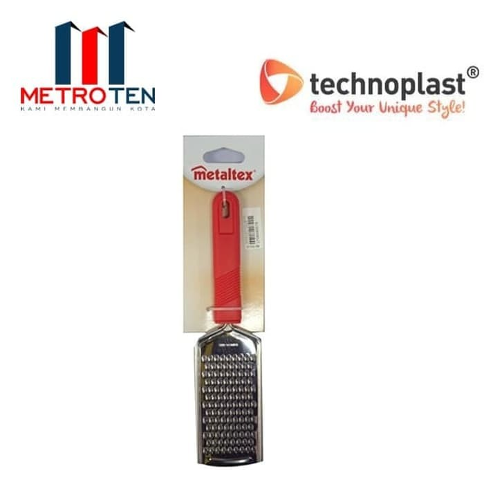 Image TechnoPlast Mini Grater With Plastic Handle 204402 MTZZ