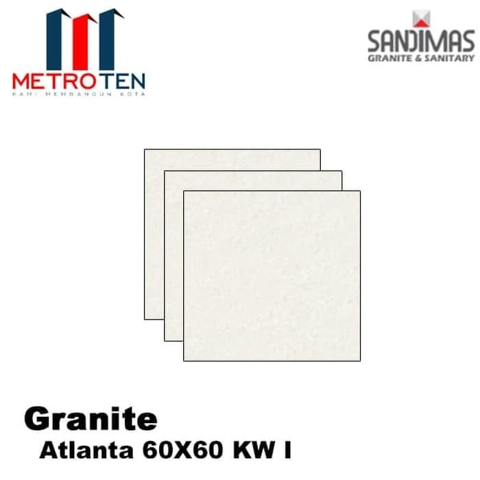 Image Sandimas Granite Atlanta 60x60cm KW 1 ( 1 Dus )