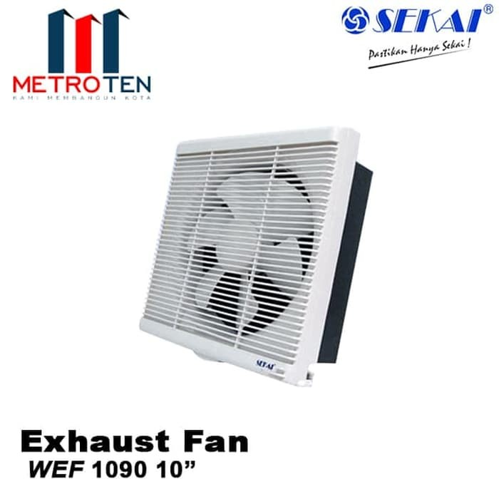 Image Sekai Exhaust Fan WEF 1090 - Exhaust / Blower Dinding