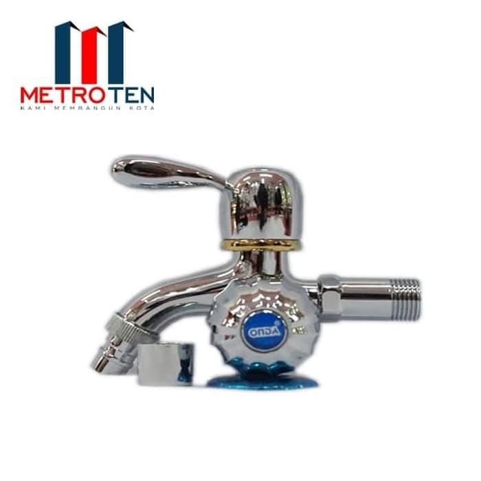 Image Onda K406C-TG Bath Mixer/Coupling 1/2