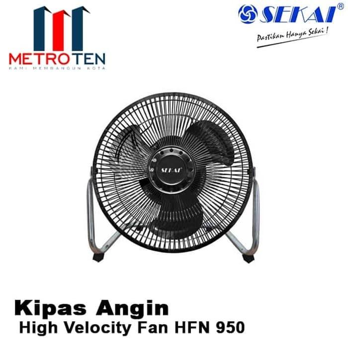 Image SEKAI High Velocity Fan HFN 950 / Kipas Angin Listrik